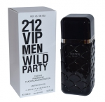 "212 VIP Men Wild Party ""Carolina Herrera"" 100ml ТЕСТЕР"