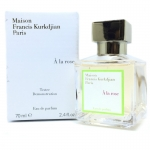 A la Rose (Maison Francis Kurkdjian) women 70ml ТЕСТЕР
