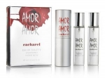 "Cacharel ""Amor Amor"" Twist & Spray 3х20ml women"