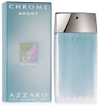 "Chrome Sport ""Azzaro"" 100ml MEN"