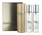 "Dolce & Gabbana ""The One"" Twist & Spray 3х20ml women"