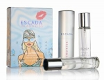 "Escada ""Island Kiss"" Twist & Spray 3х20ml women"