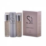 "Giorgio Armani ""Si"" Twist & Spray 3х20ml women"