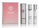 "Versace ""Bright Crystal"" Twist & Spray 3х20ml women"
