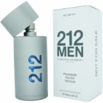"212 MEN ""Carolina Herrera"" 100ml ТЕСТЕР"