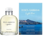 "Light Blue Discover Vulcano Pour Homme ""Dolce&Gabban"" 125ml MEN"