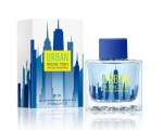 "Urban Seduction Blue ""Antonio Banderas"" 100ml MEN"